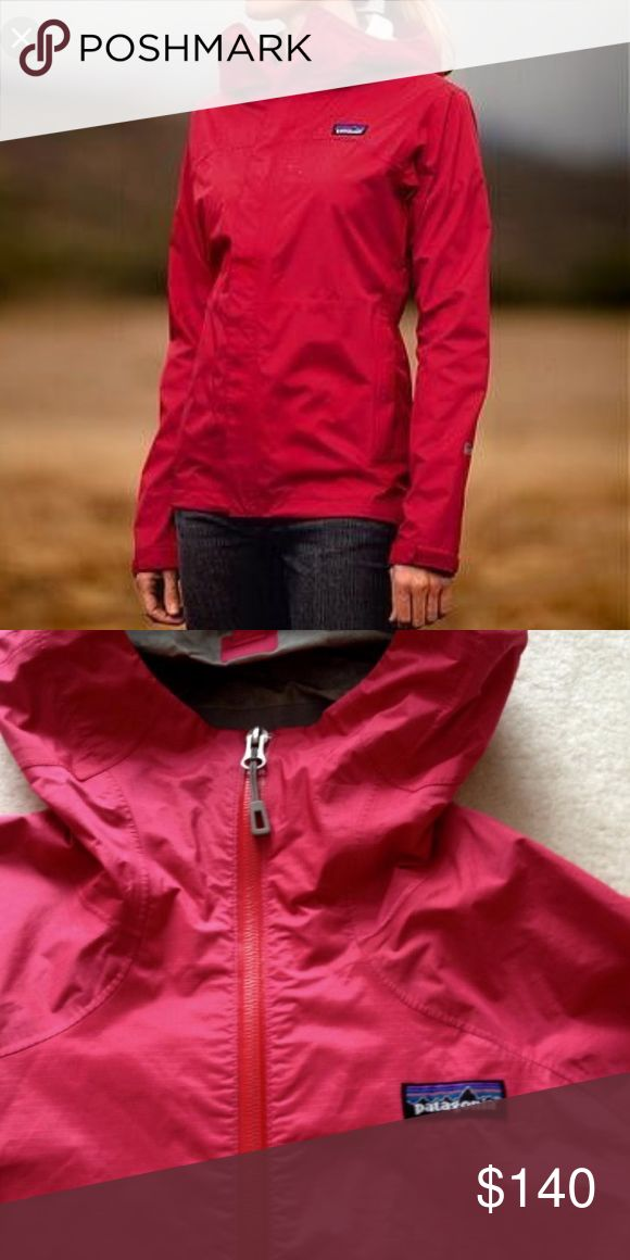 Patagonia Rain Jacket New with tags!! Torrentshell rain jacket Patagonia Jackets & Coats