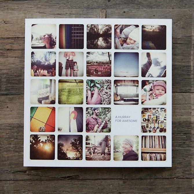Artifact uprising photo book