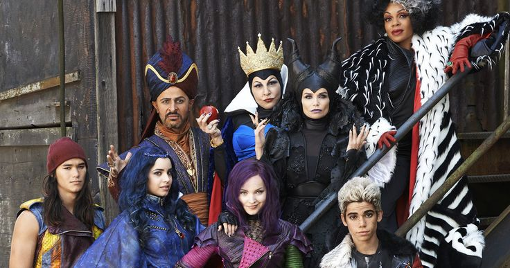 Disney's 'Descendants' Trailer: A New Generation of Evil -- The teenage offspring of Disney's biggest villains are offered a chance at redemption in the new Disney Channel movie 'Descendants'. -- http://movieweb.com/disney-descendants-movie-trailer/