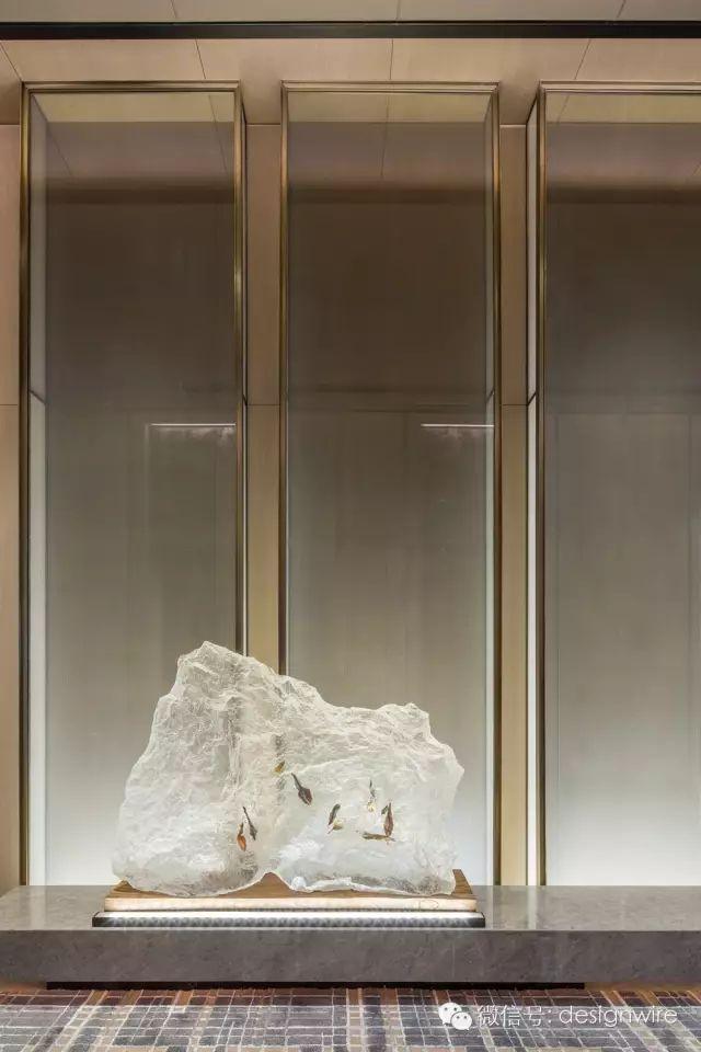 [Starting] CCD Zheng Zhong: Shenzhen Zhongzhou Marriott   an art gallery hotel