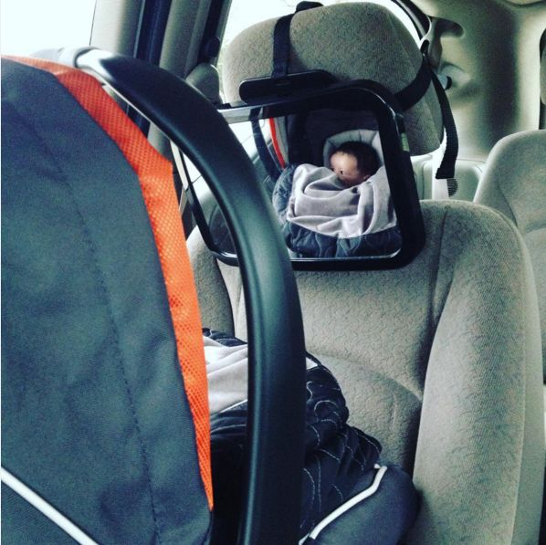 "<a href=""http://www.amazon.com/Baby-Backseat-Mirror-Car-Double-Strap/dp/B00LPAFQ26"" target=""_blank"">Baby Backseat Mirror for Car</a>"