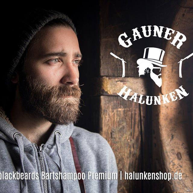 Bartpflegeprodukte wie das blackbeards Bartshampoo gibt's bei uns im Halunkenshop! #halunkenshop #gauner #halunken #beard #beardgang #beards #beardslife #beardsporn #beardedmen #beardlove #beardsofinstragram #instabeard #bart #blackbeards #bartpflege #vollbart #mustache #bartshampoo #bartöl #dapper #dappermen #instagood #instafollow #men #man
