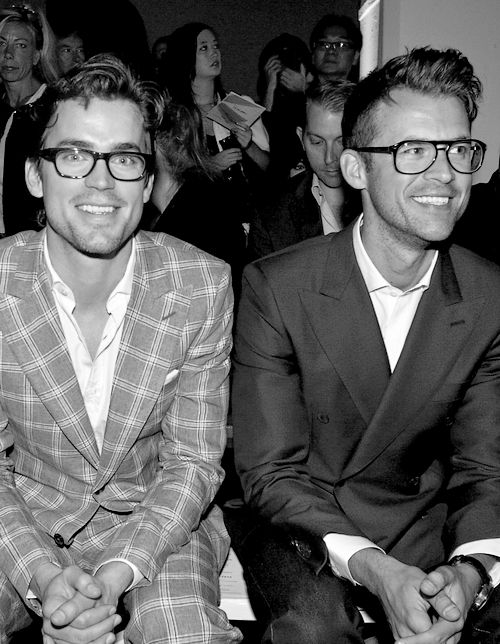 two of the most stylish men
