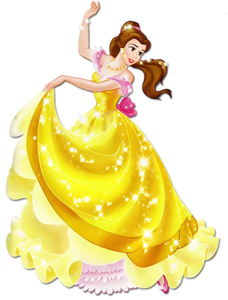 Beautifully Princess PNG Picture Clipart