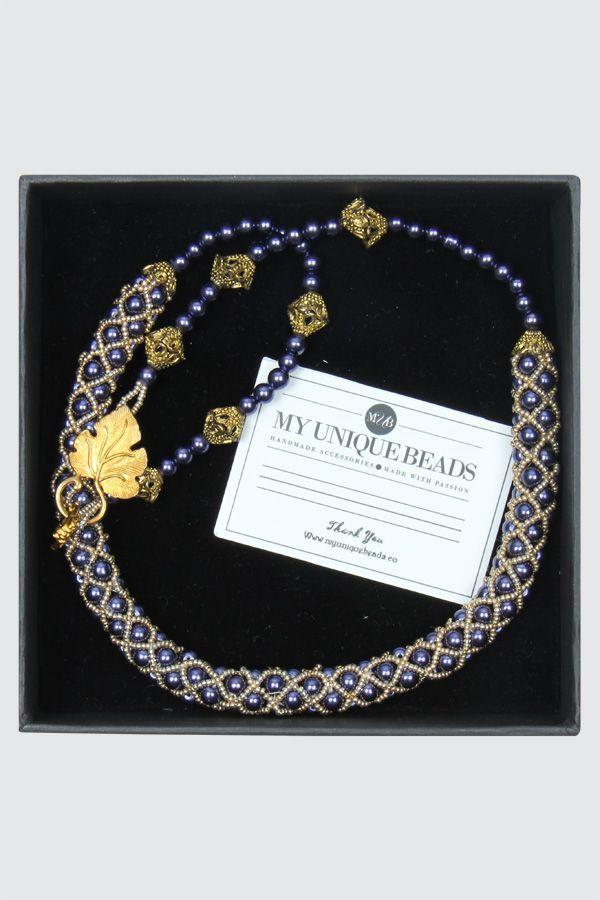 Goldist B Necklace