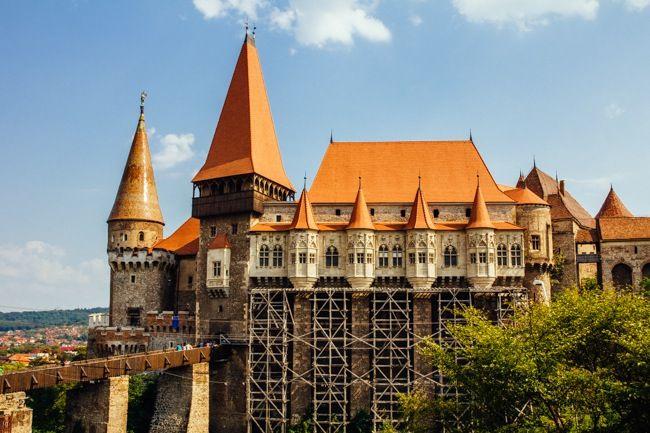 Hunyad Castle (Castelul Corvinilor), Romania
