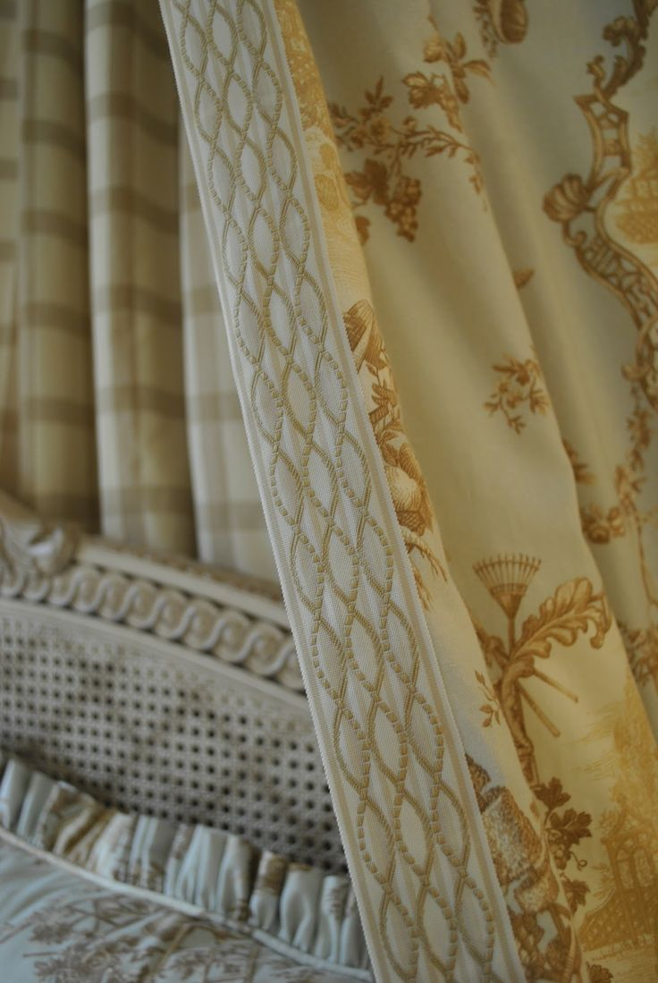 114 best ~Tassels & Trims~ images on Pinterest | Curtains, Window ...