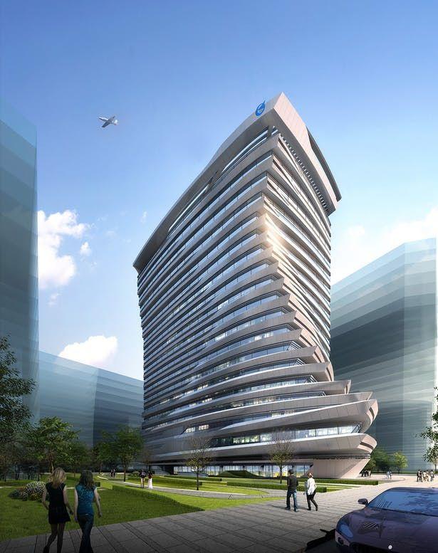 AVIC Headquarters | CITISPIRE | Archinect