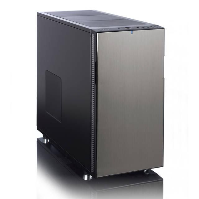 Fractal Design Define R5 No Power Supply ATX Mid Tower (Titanium)