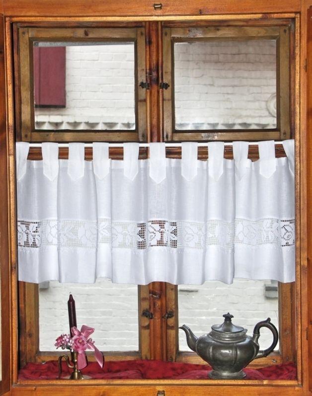 88 best Rollo \/ Gardinen \/ Vorhänge images on Pinterest Curtains - küche gardinen landhausstil