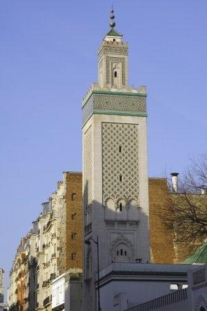 Grand Masjid of Paris. #travel #explore #paris #mosque