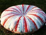 Мобильный LiveInternet Круглая подушка из лоскутков | Хьюго_Пьюго_рукоделие - рукоделие, вязание, кулинария, домоводство |