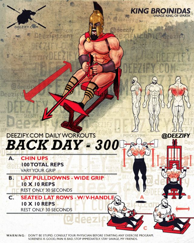 wod 2016 back day 300