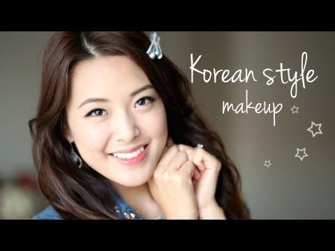 Korean Style Makeup Tutorial From Head To Toe