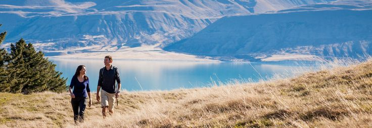 Take a walking holiday! Hiking in New Zealand is the best way to immerse yourself in iconic natural beauty. Find great walks and diverse New Zealand trails.
