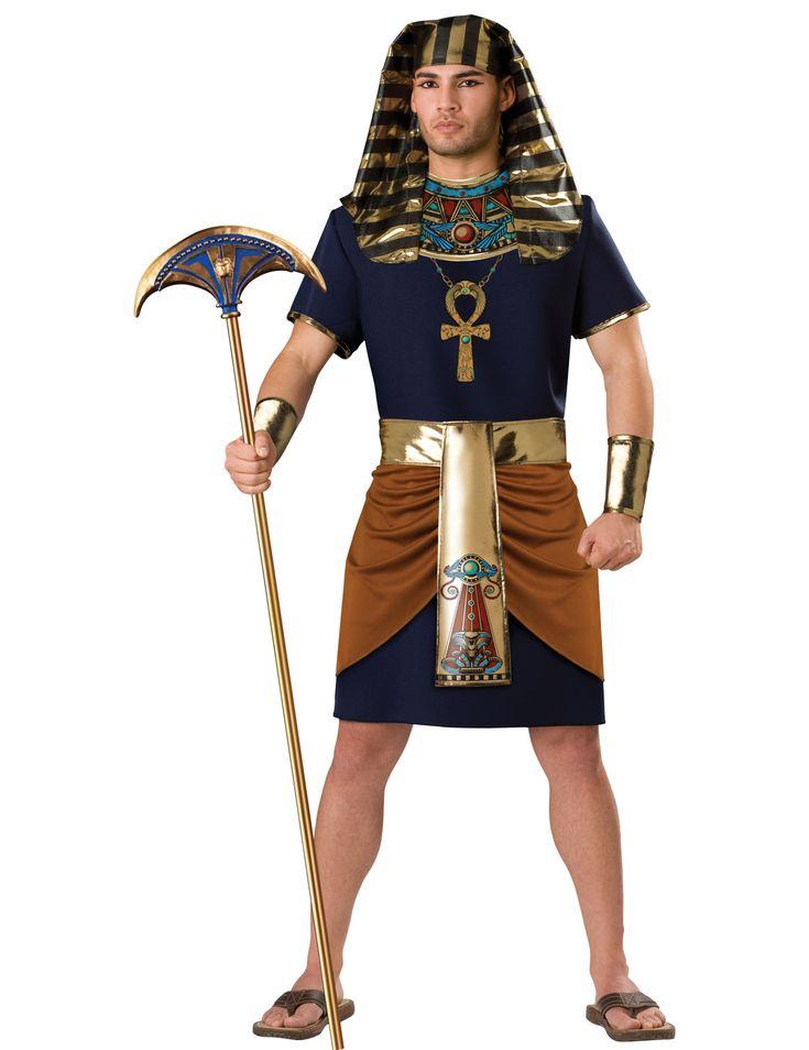 De leukste carnavalskleding voor mannen kunt u bestellen bij Vegaoo.nl! Bestel snel dit farao kostuum voor mannen tegen de beste prijs