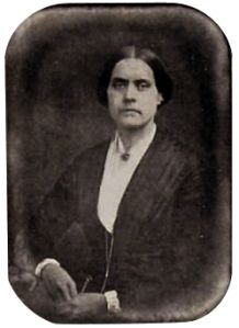 Image result for Susan B. Anthony When She Was Young