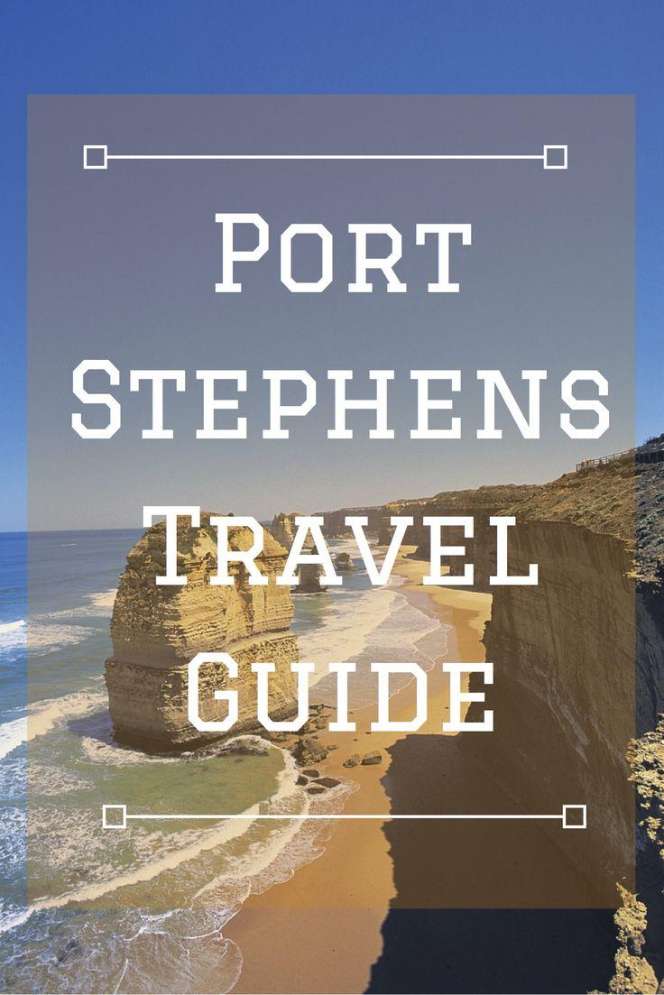 Port Stephens, Australia Travel Guide/ Diary