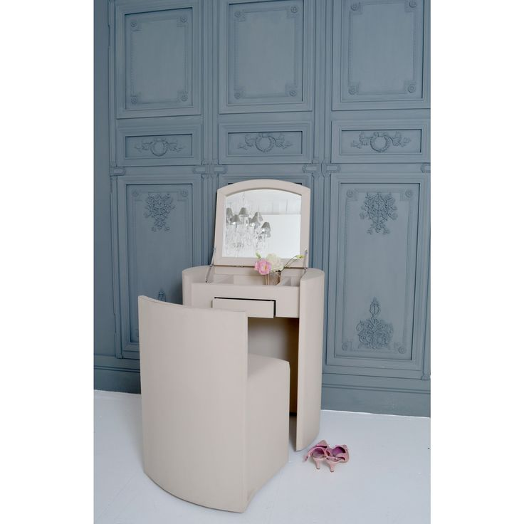 Stowaway Dressing Table With Chair | Beds & Bedroom | Sweetpea & Willow