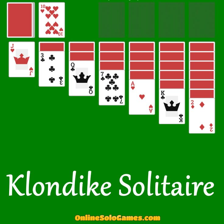 Pin by Algo Dev on Cards Solitaire cards, Solitaire card