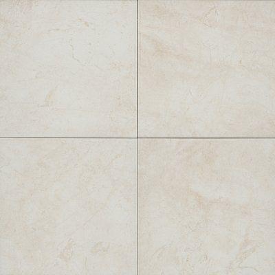 Daltile Round Rock 13 X 13 Porcelain Field Tile In Mineral Pietra