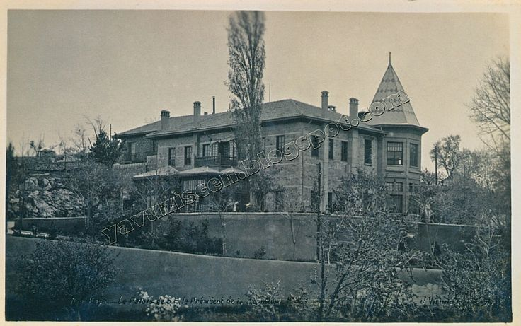 Ankara Çankaya Köşkü (1930)