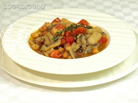 Zuppa di ceci e funghi: Ricette di Cookaround | Cookaround