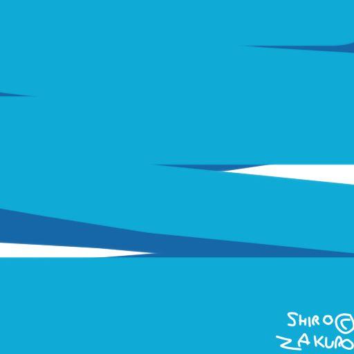 Blue And Dark Blue And White by ShiroZakuro.deviantart.com on @DeviantArt