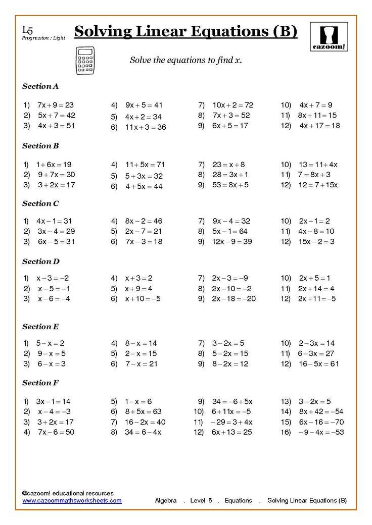 Maths homework help ks4