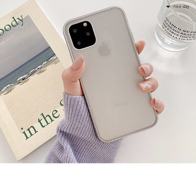 送料無料 iphone11 ケース 11pro iphone11pro max クリアカバー ラインカラー 可愛い おしゃれ クリア i1141 bshop 結婚式 二次会 ピアス かわいい ファッション レディース