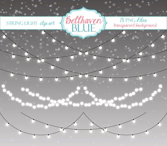 String Lights Clipart No Background Free : 87 best images about Wedding Invitation Ideas on Pinterest Wedding, Flower watercolor and Clip art