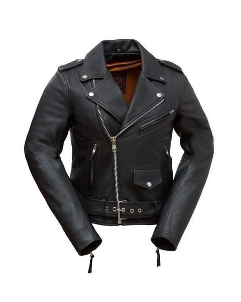 The Classic Queen Womens Motorcycle Jacket | The Alley