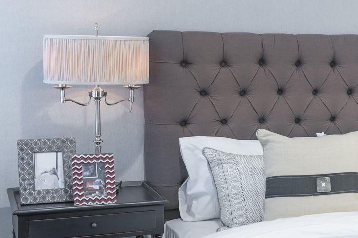 #lamp #interior #design #inspiration from Ausbuild Ellison display home. www.ausbuild.com.au