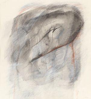 Inger Sitter Akvarell.89