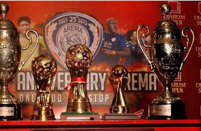 Happy 25th Arema Indonesia