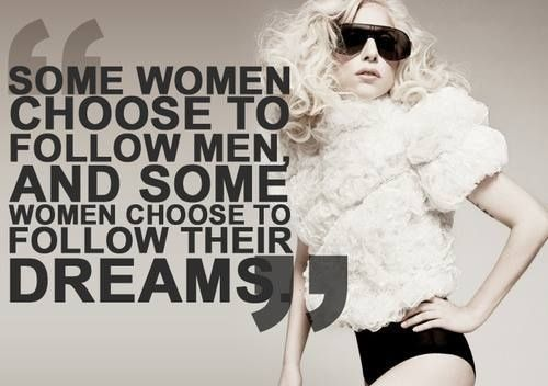 On feminism: | 17 Of The Most Inspirational Things Lady Gaga Has Ever Said