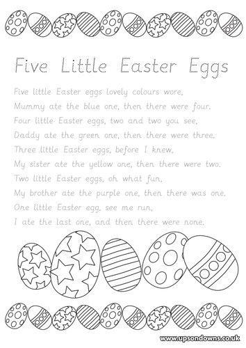 65 best EYFS: Easter Resources images on Pinterest