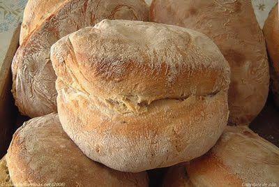 Receita Pão Alentejano de Receitas da Dina