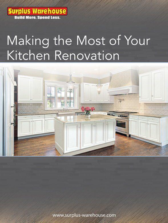 Ghi Arcadia White Shaker Kitchen Remodel Cost Online Kitchen