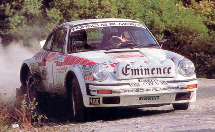 Many people link Walter Röhrl and Porsche nowadays, Röhrl only actually ever ran a Porsche 911 once on a WRC event, the 1981 Sanremo