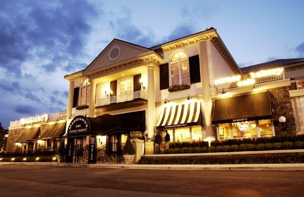 Restaurant Near King Of Prussia Mall Maggiano S