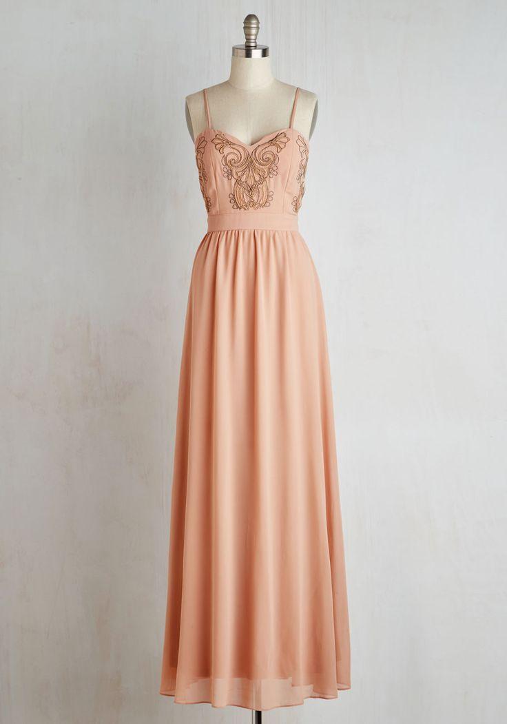 Atmosphere maxi dress pink rose