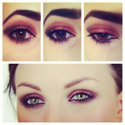 Katie Loves | Fashion & Beauty Blog: Mac Cranberry Eyeshadow