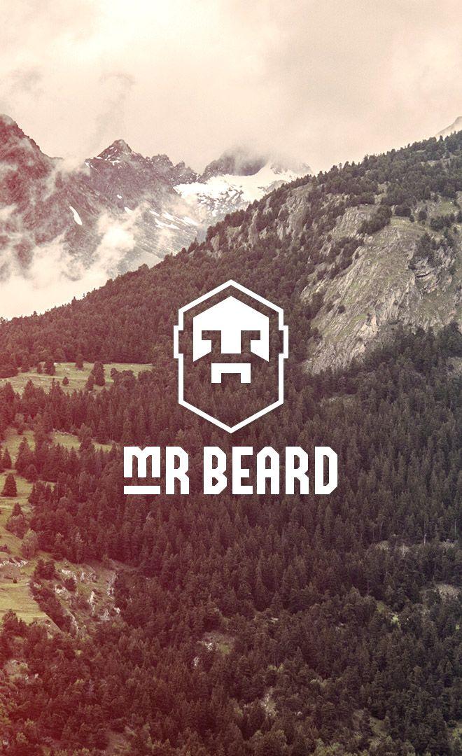 MR BEARD logo