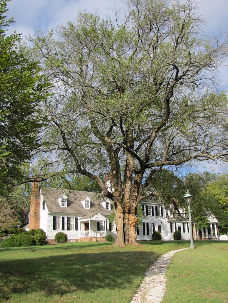 Coke - Garrett House - Historic Site