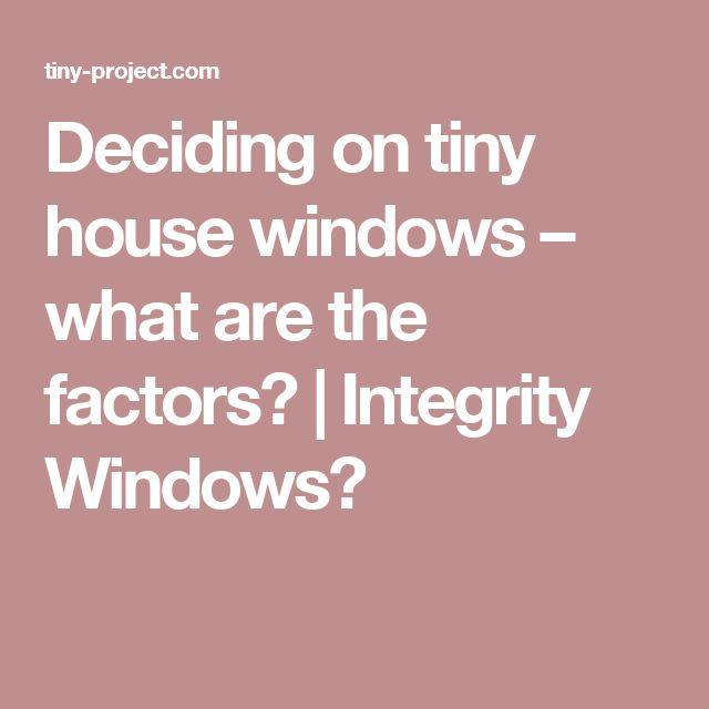 1000 Ideas About Integrity Windows On Pinterest