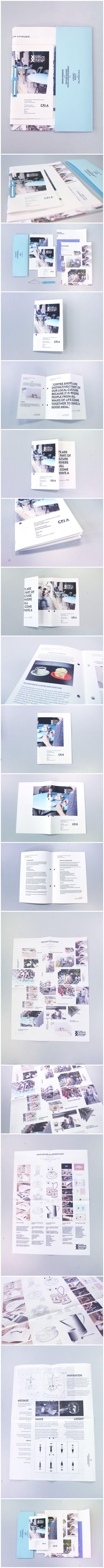 Design Workshop Booklet | Printing Design | Pinterest