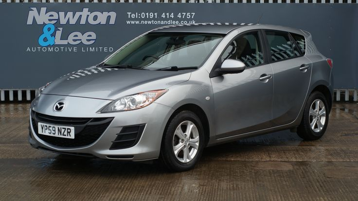 2009 Mazda 3 1.6D TS on sale now for only £4495 visit www.newtonandlee.co.uk for full details