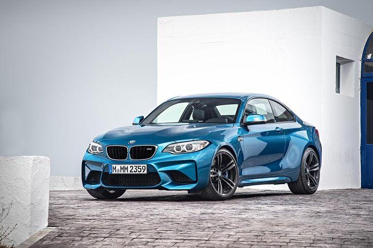 Der neue BMW M2 Coupé ist der direkte Nachfolger des BMW 1er M Coupé und kann durch sein Design direkt...