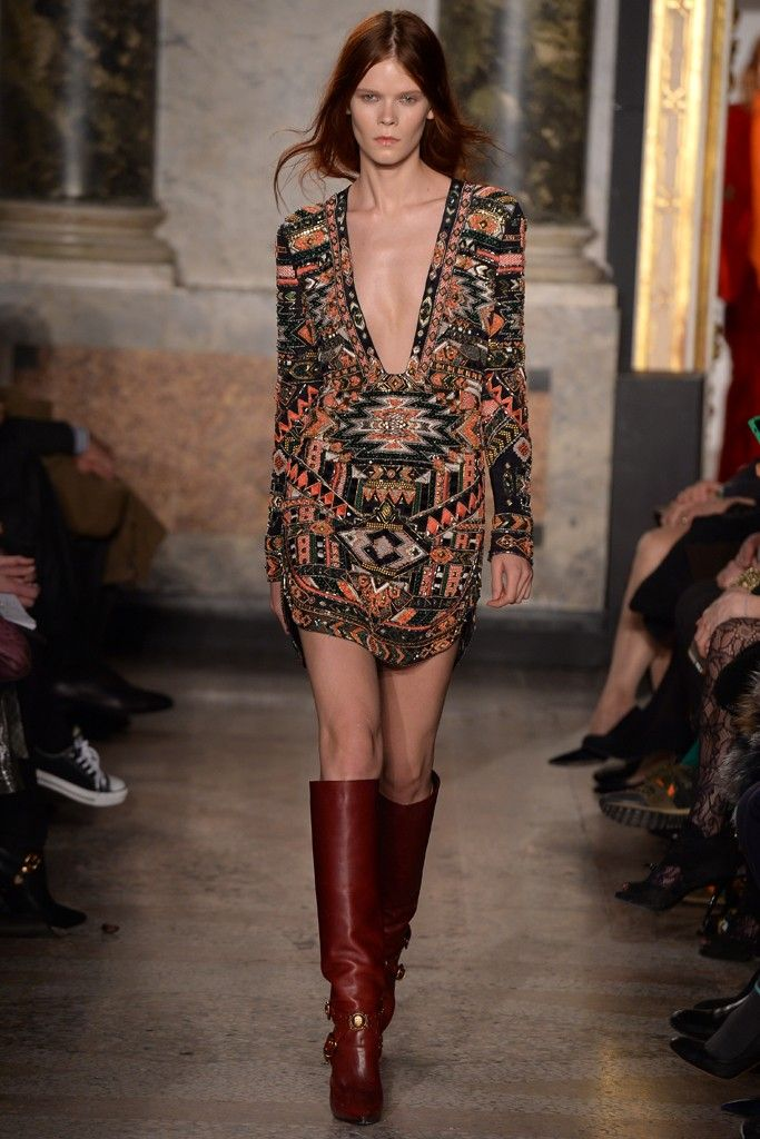 Emilio Pucci RTW Fall 2014 - Slideshow - Runway, Fashion Week, Fashion Shows, Reviews and Fashion Images - WWD.com